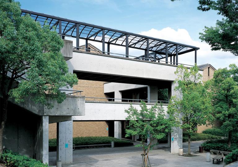 同志社大学 京田辺キャンパス2