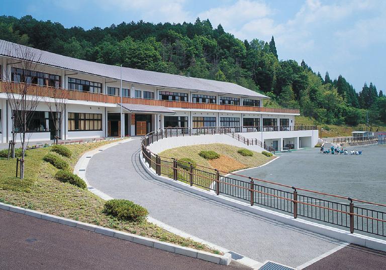 伊賀市立島ヶ原小・中学校3