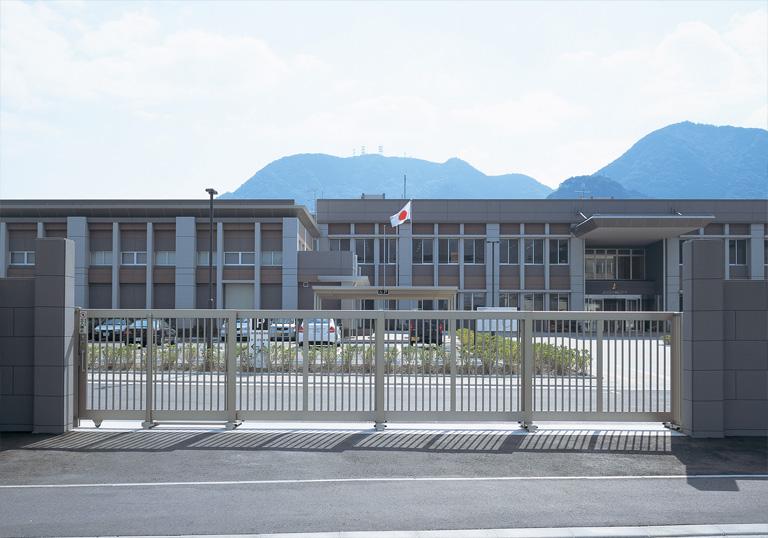 鹿児島県姶良警察学校2