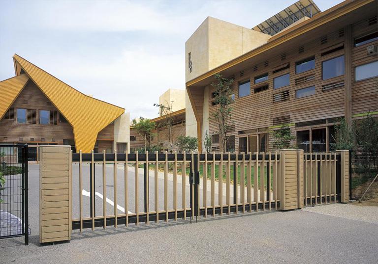 稲荷山養護学校