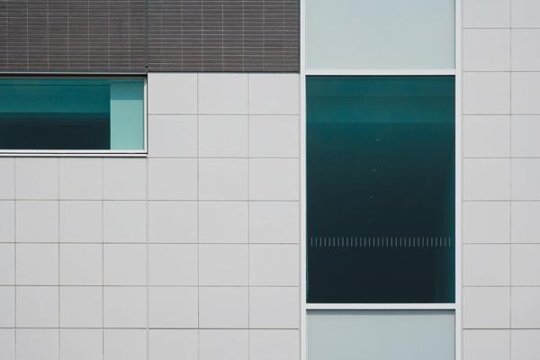 大阪市柴島浄水場総合管理棟5