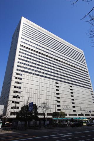 ホテルグランヴィア大阪1