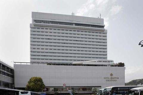 ホテルグランヴィア広島1