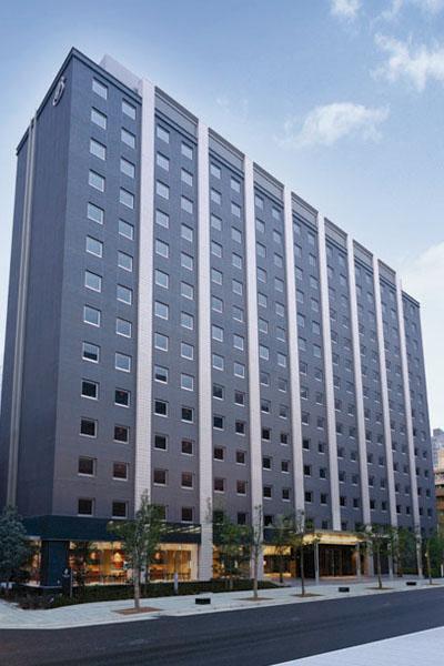 ホテルブライトンシティ大阪北浜1