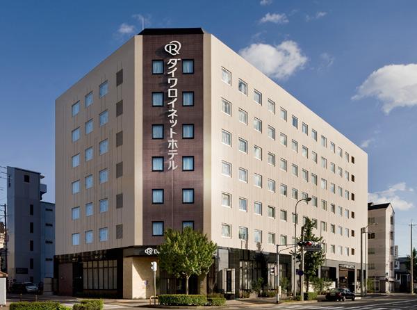 ダイワロイネットホテル京都八条口1