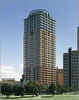 幕張ベイタウン・セントラルパークイースト・幕張パークタワー
