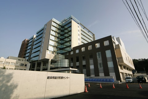岐阜県総合医療センター1
