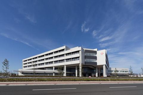 伊勢赤十字病院1