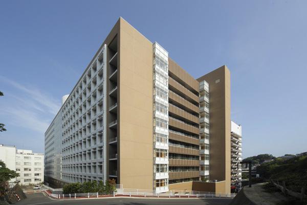 長崎大学病院 病棟 診療棟2