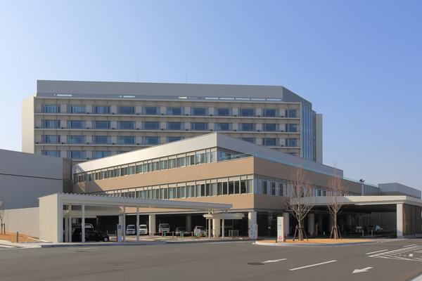 中東遠総合医療センター 掛川市・袋井市新病院1