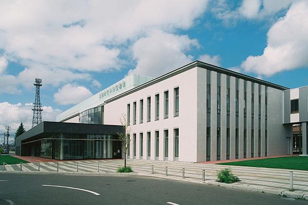 北見市立中央図書館