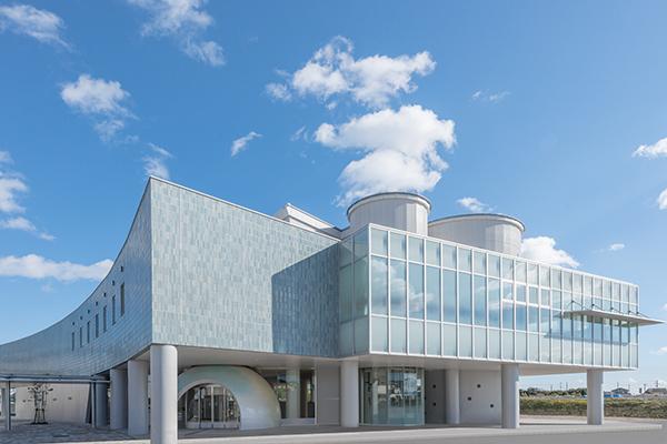 北茨城市立新図書館