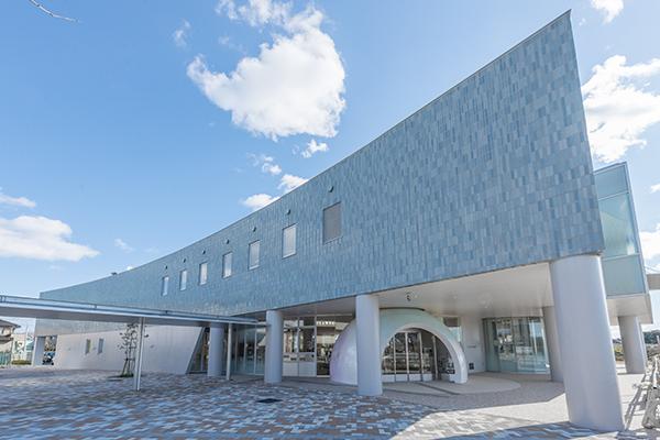 北茨城市立新図書館2