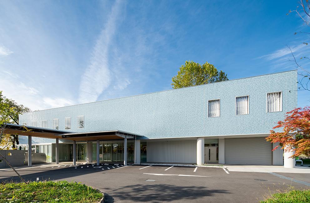 気仙沼図書館・気仙沼児童センター