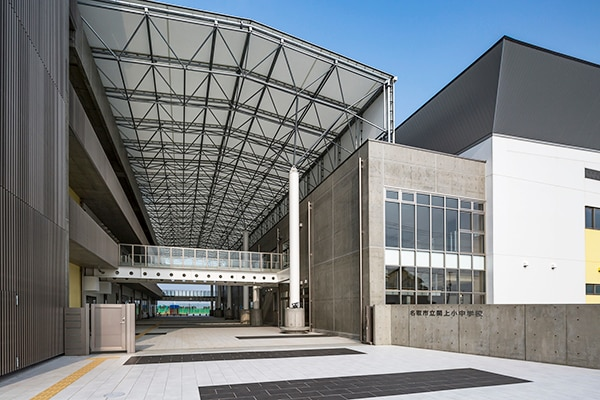 名取市立閖上小中学校6