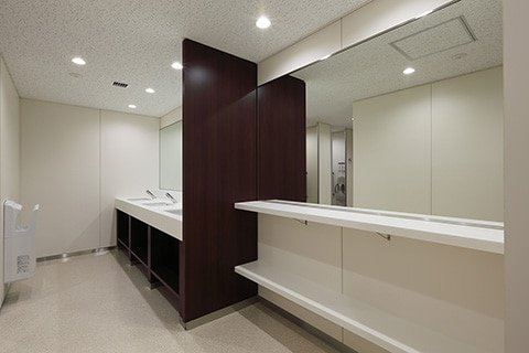 東京大学本郷キャンパス 中央食堂 女子トイレ