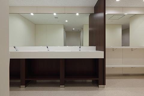東京大学本郷キャンパス 中央食堂 女子トイレ2