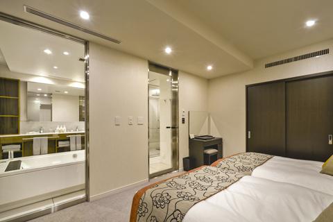 ザ ロイヤルパークホテル 東京羽田/ホーム スパ スイート3