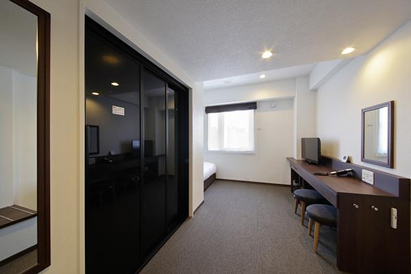 ホテルW B F 福岡天神南 新築工事3