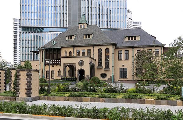 赤坂プリンス クラシックハウス1