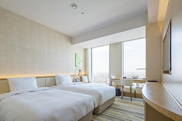 名古屋JRゲートタワーホテル1