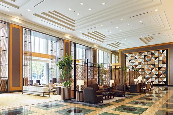 ホテル ザ セレスティン東京芝1