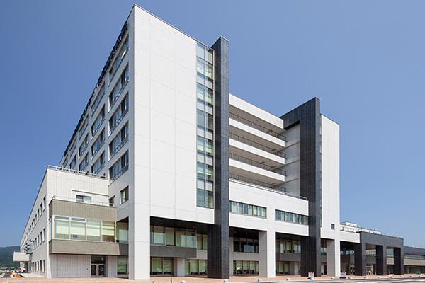 新潟大学地域医療教育センター・魚沼基幹病院2