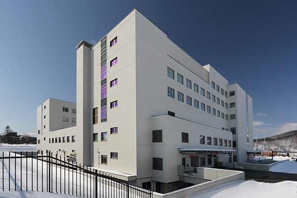 自衛隊札幌病院2