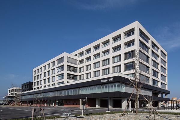 富山西総合病院・富山西リハビリテーション病院1