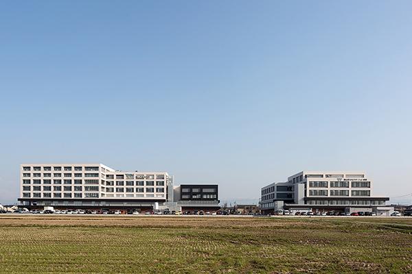 富山西総合病院・富山西リハビリテーション病院2