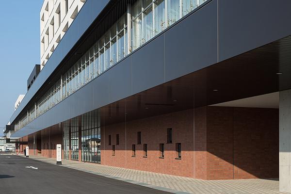 富山西総合病院・富山西リハビリテーション病院3