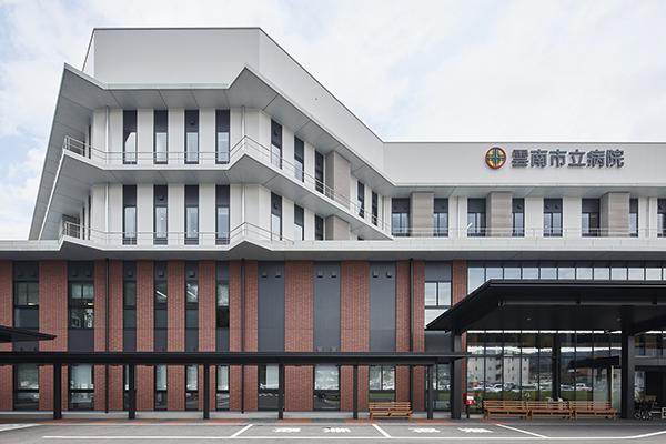 雲南市立病院 新本館棟