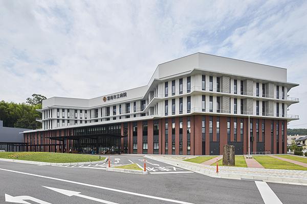 雲南市立病院 新本館棟2