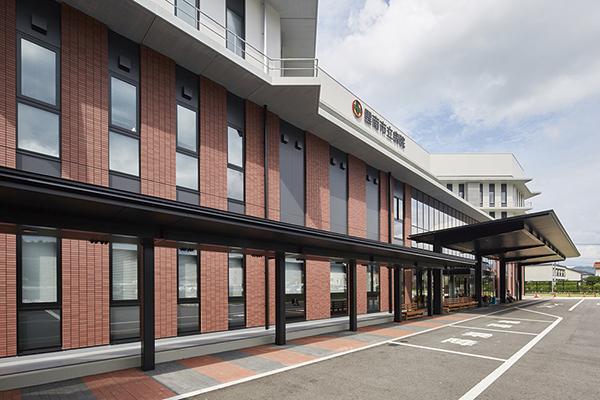 雲南市立病院 新本館棟3