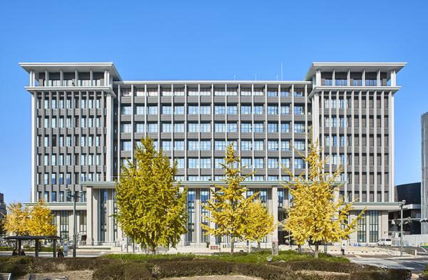 呉市新庁舎