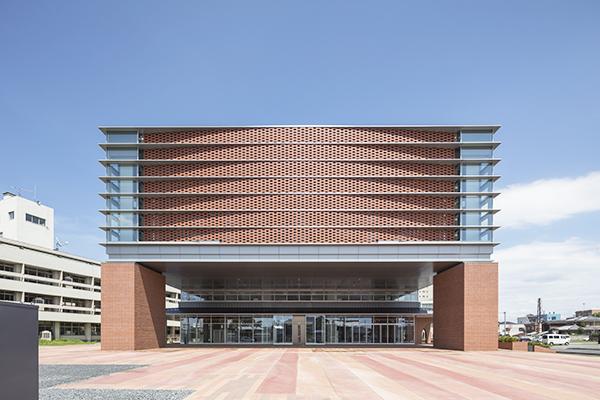 深谷市新庁舎1