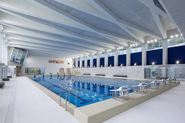 AZU Pool(板橋区立小豆沢体育館プール棟)