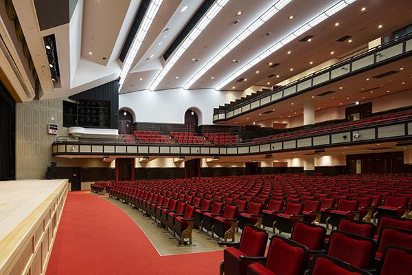 名古屋市公会堂5