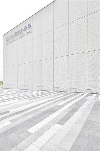 愛知県国際展示場 Aichi Sky Expo9