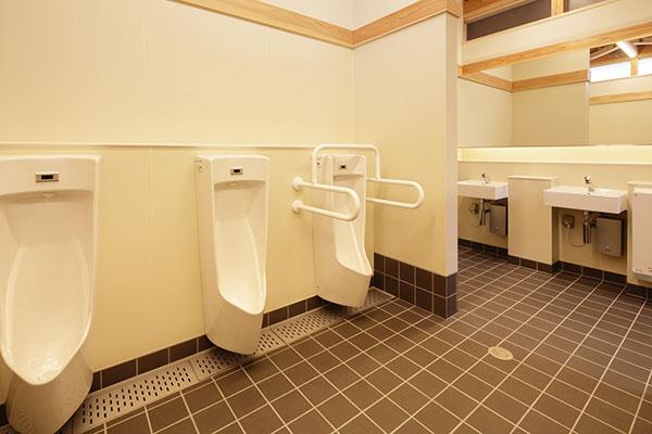 嘉右衛門町伝統的建造物群保存地区拠点施設屋外トイレ3