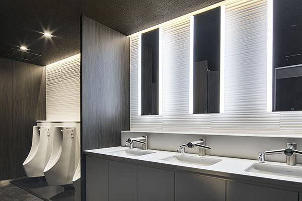 SENQ霞が関開業に伴う日土地ビル2階トイレ改修工事2