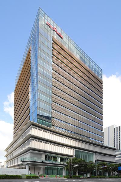 村田製作所みなとみらいイノベーションセンター2