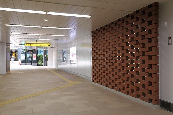 東京メトロ京橋駅トイレ1