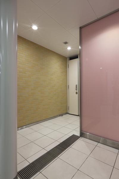 東京メトロ京橋駅トイレ4