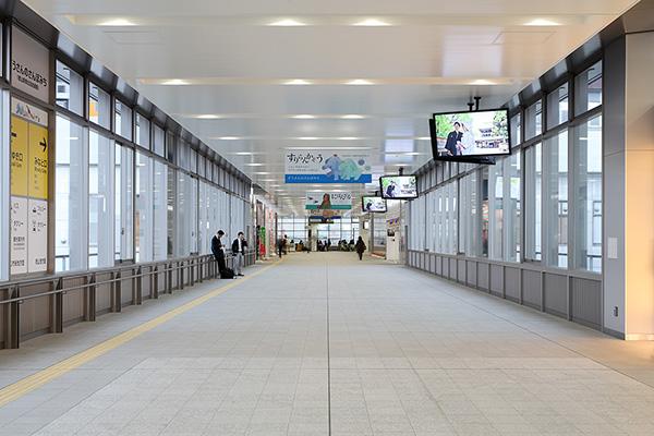 JR徳山駅1