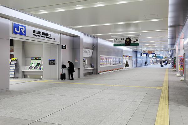JR徳山駅2