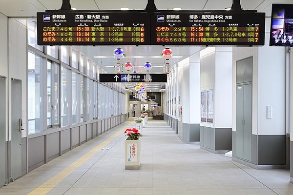 JR徳山駅4