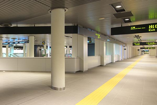 札幌市営地下鉄 南北線 大通駅4