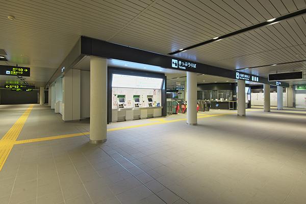 札幌市営地下鉄 南北線 大通駅5