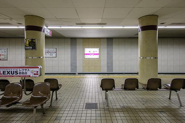 大阪地下鉄谷町線都島駅2
